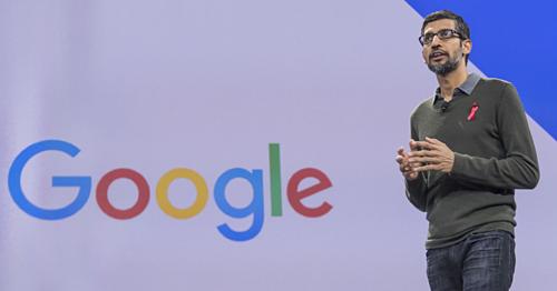 CEO GoogleSundar Pichai.Ảnh:Bloomberg