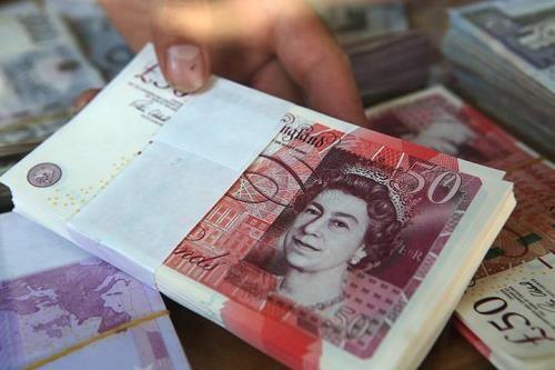 Tỷ giá đồng bảng Anh tăng mạnh. Ảnh: globalnews.ca