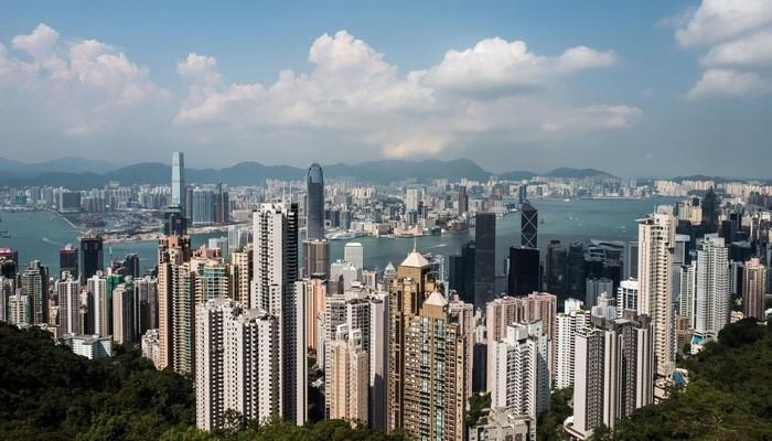 Vốn hoá của thị trường chứng khoán Hồng Kông đạt 5.780 tỷ USD vào phiên giao dịch 9/4 - Ảnh: Getty Images.
