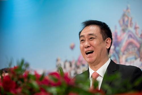 Chủ tịch China Evergrande Group - Hui Ka Yan. Ảnh:Bloomberg