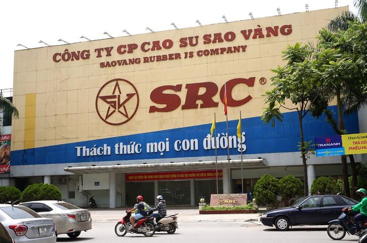 Ai đang cùng Cao su Sao Vàng đầu tư dự án 231 Nguyễn Trãi?
