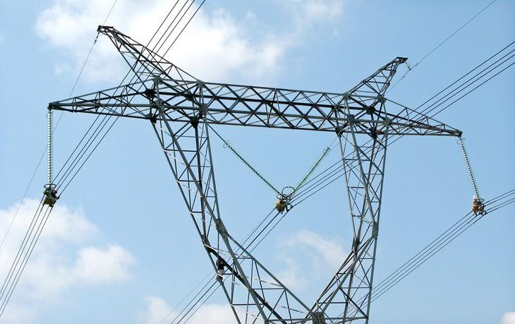 Công ty CP Xây lắp điện I đã thực hiện nhiều dự án truyền tải điện quốc gia tới cấp điện áp 500 kV. Ảnh: Tường Lâm