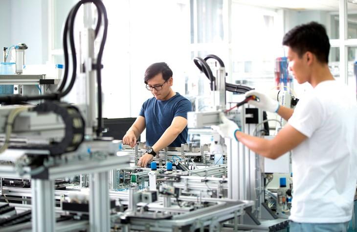 Diễn đàn Quỹ đầu tư khởi nghiệp sáng tạo Việt Nam 2019 góp phần khơi thông nguồn vốn đầu tư cho hoạt động đổi mới sáng tạo. Ảnh: Minh Khuê