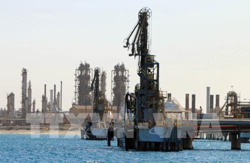 Giá dầu thế giới diễn biến trái chiều. Ảnh minh họa: TTXVN