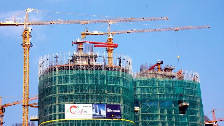 Tại 7 dự án thành phần đầu tư theo hình thức BOT thuộc Dự án Cao tốc Bắc - Nam đã mở sơ tuyển, có tổng số 29 doanh nghiệp Việt tham dự với tư cách độc lập hoặc liên danh. Ảnh: Song Lê