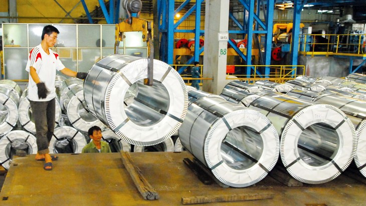Theo quy định của EVFTA, thuế suất đối với nhôm Việt Nam xuất khẩu sang EU sẽ về 0% trong vòng 8 năm kể từ ngày Hiệp định có hiệu lực. Ảnh: Nhã Chi
