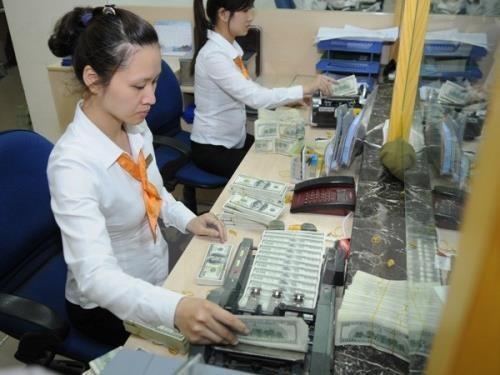 Sáng nay giá USD tăng nhẹ và giá đồng Nhân dân tệ (CNY) biến động nhẹ trái chiều. Ảnh: TTXVN