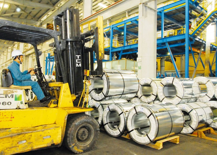 Đề xuất tăng thuế nhập khẩu thép cuộn cán nóng: Hiệp hội Thép phản đối