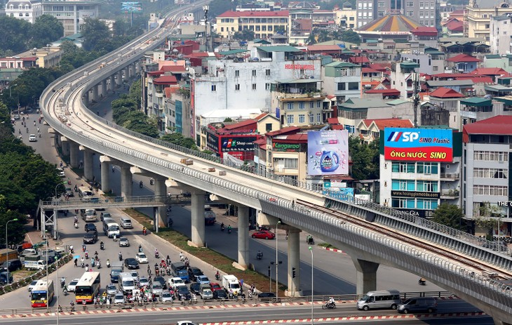 Dự kiến, tháng 12/2019 sẽ khởi công Gói thầu Hệ thống thu vé tự động thuộc Dự án Tuyến đường sắt đô thị thí điểm thành phố Hà Nội, đoạn Nhổn - ga Hà Nội. Ảnh: Nhã Chi