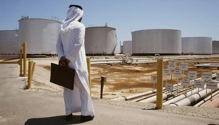 Một cơ sở dầu lửa của Saudi Aramco - Ảnh: CNBC.
