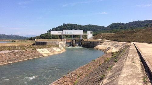 Gói thầu số 28KN thuộc Dự án Hệ thống thủy lợi Tà Pao, tỉnh Bình Thuận có giá trúng thầu hơn 84 tỷ đồng. Ảnh: Đức Linh