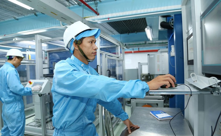 Các nước trên thế giới đang bước vào cuộc cạnh tranh của cách mạng công nghiệp 4.0 với trọng tâm là nền kinh tế số. Ảnh: Lê Tiên