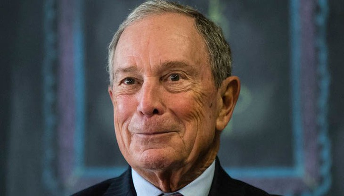 Tỷ phú Bloomberg - Ảnh: Reuters.