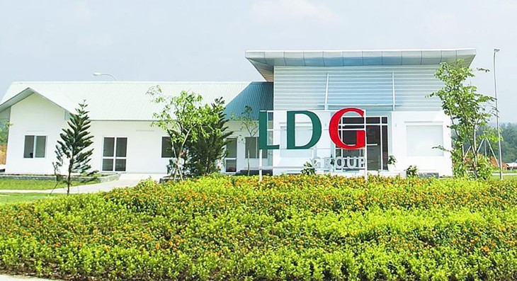 Trong năm 2019, dòng tiền của Công ty CP Đầu tư LDG âm tới gần 1.500 tỷ đồng. Ảnh: st