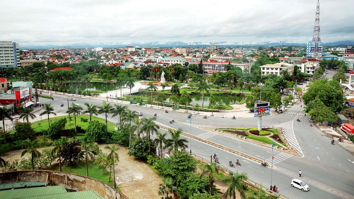 Theo kết luận của Thanh tra Chính phủ, một số công trình, dự án trên địa bàn tỉnh Quảng Trị không đăng tải công khai kế hoạch lựa chọn nhà thầu. Ảnh: Lê Tiên