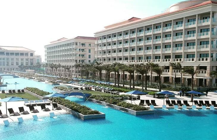 Tại thời điểm cuối năm 2019, tổng lỗ lũy kế của Công ty CP Biệt thự và Khách sạn biển Đông Phương lên tới 334 tỷ đồng. Ảnh: Chu Du