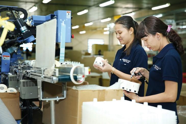Năm 2019, doanh nghiệp đánh giá cao hơn sự chuyển động về cắt giảm điều kiện kinh doanh, tỷ lệ khó khăn trong kinh doanh có giảm đi. Ảnh: Lê Tiên