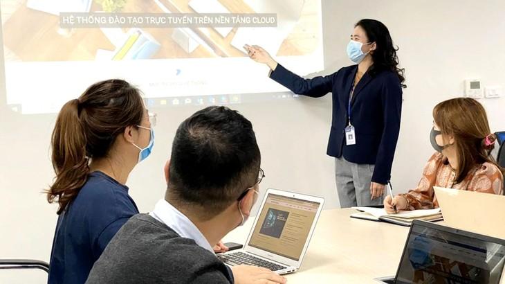 Thế mạnh trong các giải pháp của VNPT chính là sự đồng bộ giữa hệ thống ứng dụng và nền tảng hạ tầng viễn thông, công nghệ thông tin hiện đại