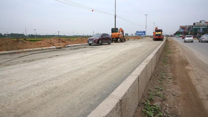 Gói thầu Thi công xây dựng công trình đường Điện Biên - Yên Ninh (TP. Yên Bái) có giá gói thầu là 20,3 tỷ đồng. Ảnh minh họa: Tiên Giang