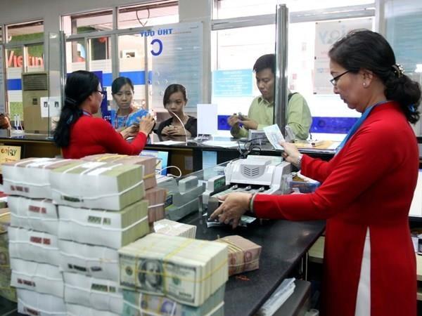Tỷ giá trung tâm ngày 18/3 tăng 5 đồng. Ảnh minh họa: TTXVN
