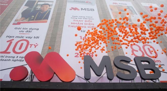 Việc hoàn thành trụ cột cuối cùng của Basel II về quản trị rủi ro và hệ thống kiểm soát nội bộ là nguồn thông tin minh bạch và toàn diện giúp nâng cao uy tín của MSB trên thị trường Việt Nam cũng như thị trường quốc tế
