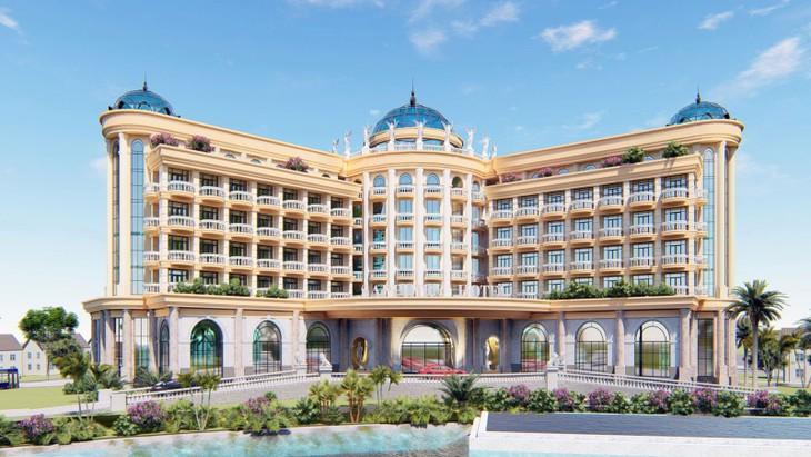 Công ty CP Hạ tầng và Bất động sản Việt Nam hiện sở hữu Dự án Khách sạn Ngọc Bảo Viên với tổng mức đầu tư 158,2 tỷ đồng. Ảnh: St