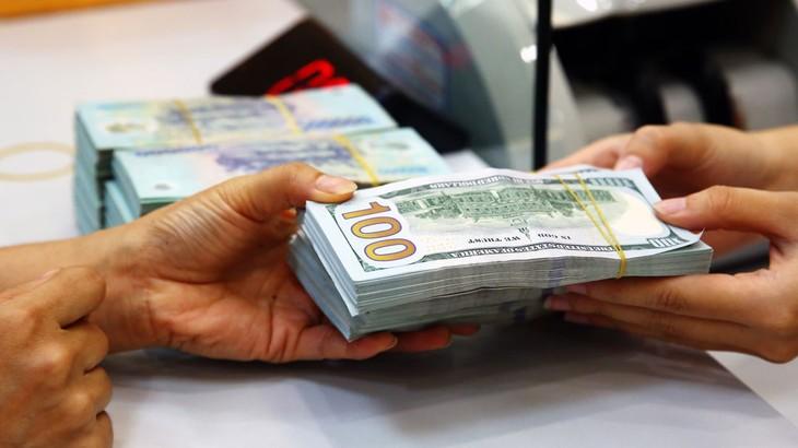 Áp lực của giá USD thế giới lên tỷ giá USD/VND chỉ là ngắn hạn. Ảnh: Lê Tiên
