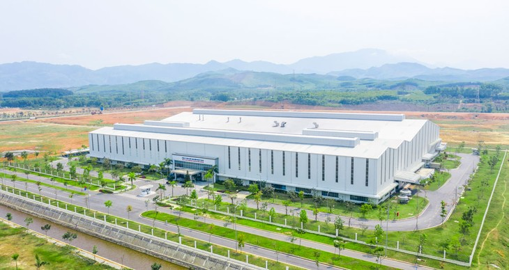 Tổng quan Nhà máy Sản xuất linh kiện nhựa THACO