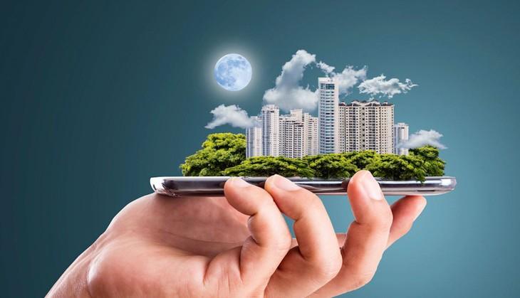 Nhiều doanh nghiệp bất động sản đang áp dụng phương thức bán hàng trực tuyến để tiếp cận khách hàng