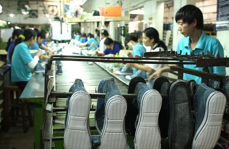 Hiệp định EVFTA sẽ giúp Việt Nam thúc đẩy xuất khẩu, đa dạng hóa thị trường, thu được giá trị gia tăng cao hơn thông qua việc thiết lập các chuỗi cung ứng mới. Ảnh: Nhã Chi
