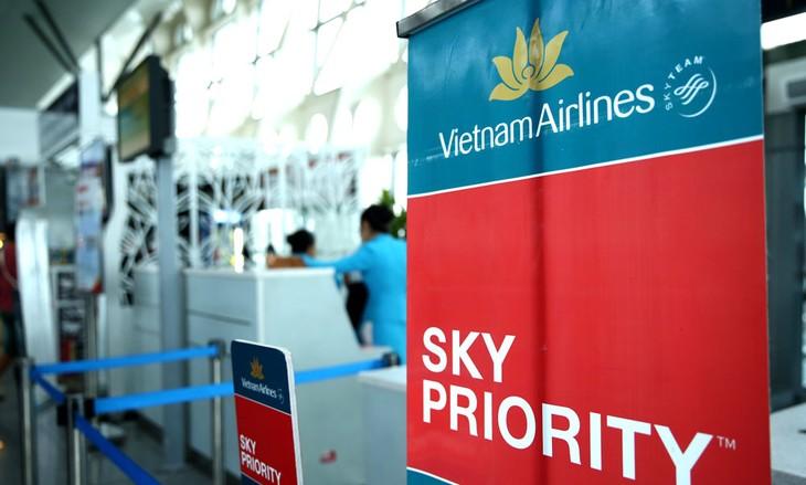 Nếu dịch Covid-19 kéo dài đến quý IV/2020, Vietnam Airlines dự kiến doanh thu cả năm ước đạt 38.140 tỷ đồng và con số lỗ lên tới 19.651 tỷ đồng. Ảnh: Lê Tiên