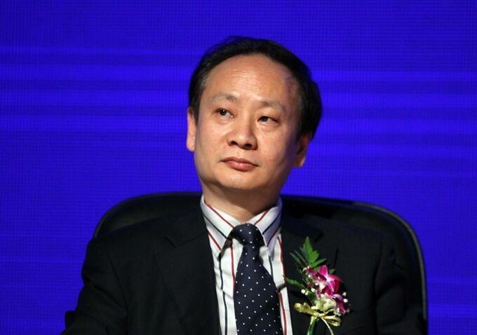Xu Hang - nhà sáng lập Mindray Bio-Medical Electronics. Ảnh: Bloomberg