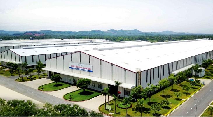 Toàn cảnh nhà máy sản xuất xe chuyên dụng THACO SV