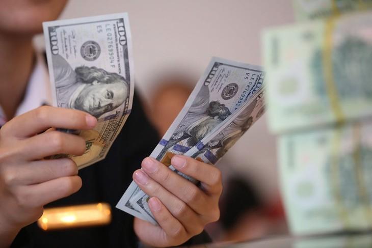 Các chính sách điều hành tiền tệ của Việt Nam hướng tới mục tiêu ổn định tỷ giá USD/VND nhằm tiếp tục thu hút dòng vốn đầu tư. Ảnh: Lê Tiên