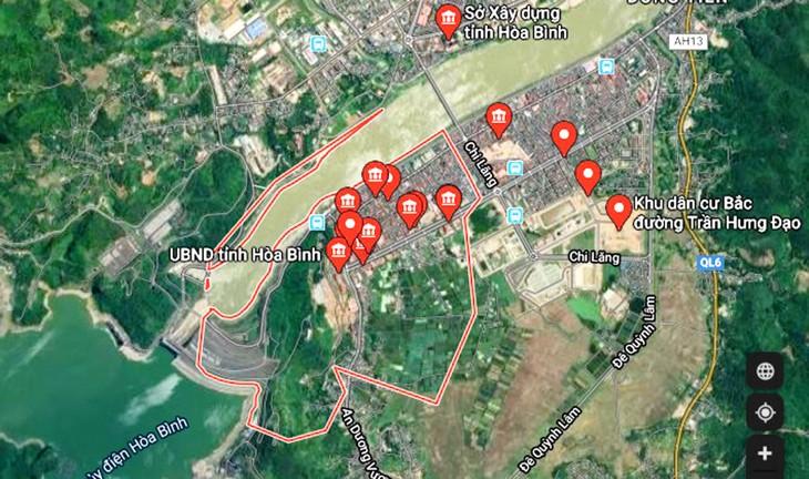 Công ty CP Xây dựng Sao Vàng đang có cơ hội lớn thực hiện Dự án Khu dân cư phường Phương Lâm, TP. Hòa Bình khi là nhà đầu tư duy nhất trúng sơ tuyển. Ảnh: Nhã Chi