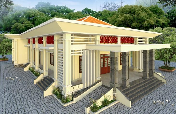 Gói thầu số 5 Thi công xây dựng nhà thi đấu đa năng tại huyện Cái Nước (Cà Mau) có giá gói thầu hơn 2,867 tỷ đồng. Ảnh minh họa: Nhã Chi