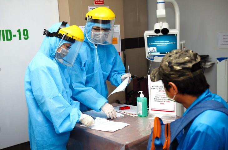 Tính đến thời điểm hiện tại, CDC Hà Nội đã công bố kết quả chỉ định thầu 37 gói thầu liên quan đến công tác phòng, chống dịch Covid-19. Ảnh: Huấn Anh