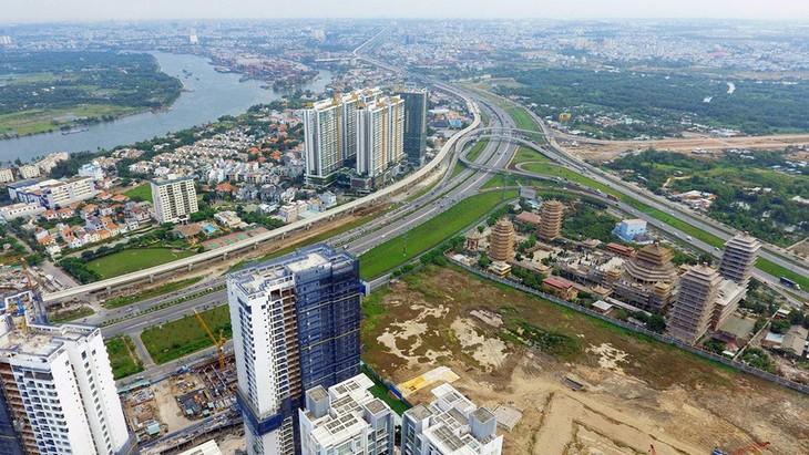 Hai đột phá trong phát triển của thành phố mang tên Bác