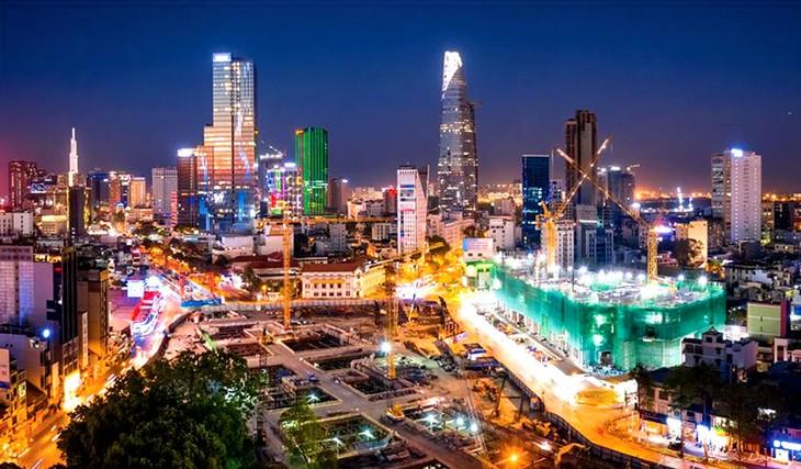 Đất nước đã đạt được những thành tựu to lớn, có ý nghĩa lịch sử, vị thế và uy tín quốc tế của Việt Nam ngày càng được nâng cao. Ảnh: Đông Giang