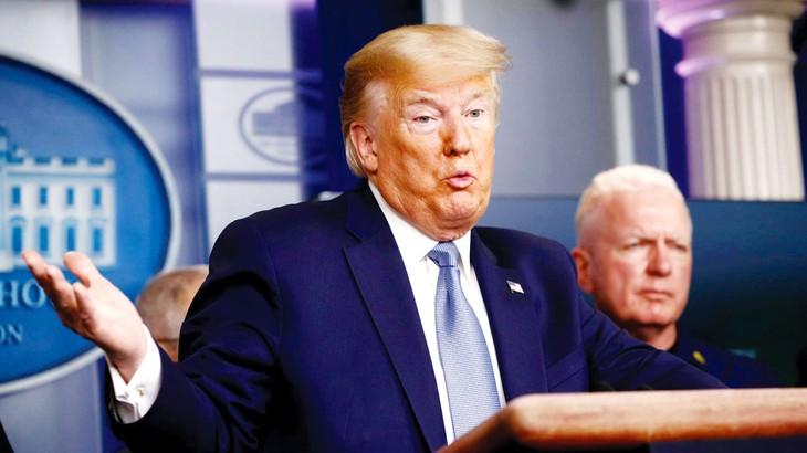 Trước những thiệt hại do Covid-19, Tổng thống Mỹ Donald Trump chia sẻ, ngày càng thấy rõ cuộc tấn công của kẻ thù vô hình
