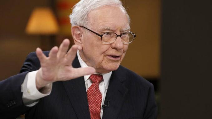 Tỷ phú Warren Buffett. Ảnh: CNBC.