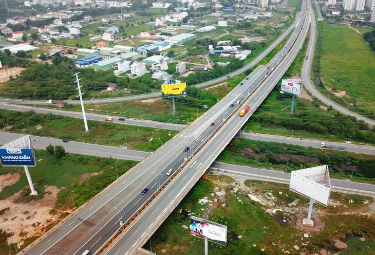 Trungnam Group đã và đang thực hiện nhiều dự án hạ tầng với quy mô hàng nghìn tỷ đồng. Ảnh: Song Lê