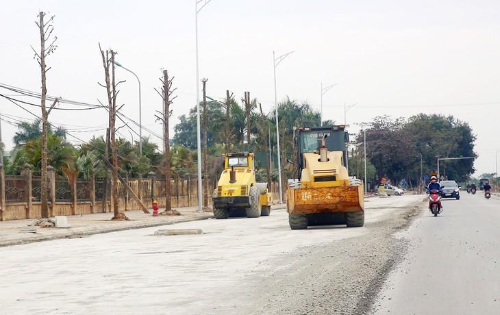 Gói thầu xây lắp hơn 380 tỷ đồng tại Bình Định gồm nhiều hạng mục, từ xây dựng đường giao thông, cầu đến hạ tầng các khu tái định cư. Ảnh minh họa: Nhã Chi