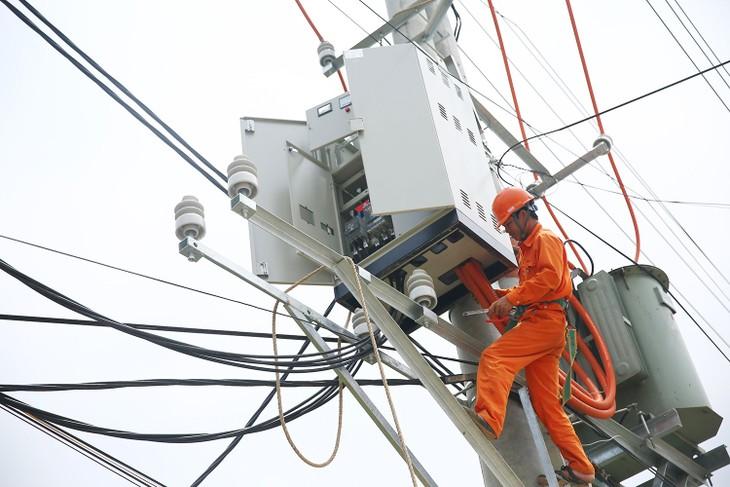 Hai gói thầu bị kiến nghị thuộc Dự án Cấp điện nông thôn từ lưới điện quốc gia tỉnh Quảng Trị giai đoạn 2014 - 2020. Ảnh: Nhã Chi