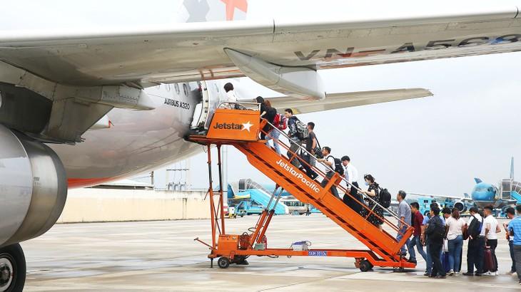 Ngành du lịch tung ra hàng loạt chương trình kích cầu du lịch nội địa toàn quốc nhằm phục hồi nhịp độ tăng trưởng như giai đoạn trước dịch Covid-19. Ảnh: Lê Tiên