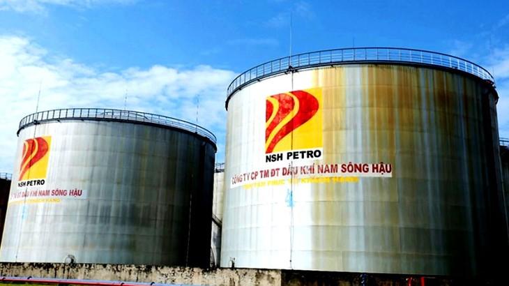 NSH Petro có hệ thống phân phối xăng dầu lớn nhất trong số các doanh nghiệp kinh doanh xăng dầu ở miền Tây Nam Bộ. Ảnh: Hoài Đức