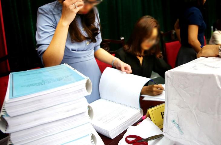 Do không thuộc đối tượng bắt buộc phải thực hiện kiểm toán, nhà thầu cung cấp báo cáo tài chính kèm theo văn bản xác nhận nộp thuế có chứng thực là hoàn toàn hợp lệ. Ảnh: Nhã Chi