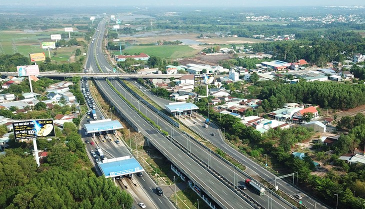 Sau khi điều chỉnh, sơ bộ tổng mức đầu tư Dự án Cao tốc Bắc - Nam khoảng 100.816 tỷ đồng. Ảnh: Lê Tiên