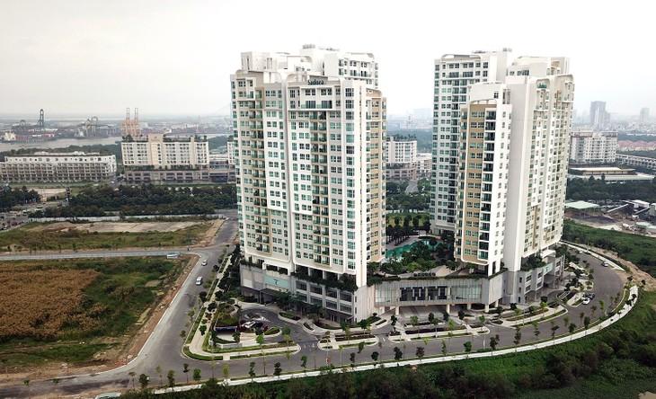 Lũy kế đến cuối năm 2020, nguồn cung căn hộ tại TP.HCM có thể đạt 15.000 - 20.000 căn, bằng khoảng 60 - 70% nguồn cung của năm 2019. Ảnh: Lê Tiên