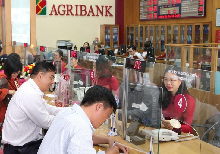 Nhiều năm qua, Agribank chưa được Nhà nước đầu tư bổ sung vốn điều lệ, tỷ lệ an toàn vốn bị suy giảm. Ảnh: Lê Tiên